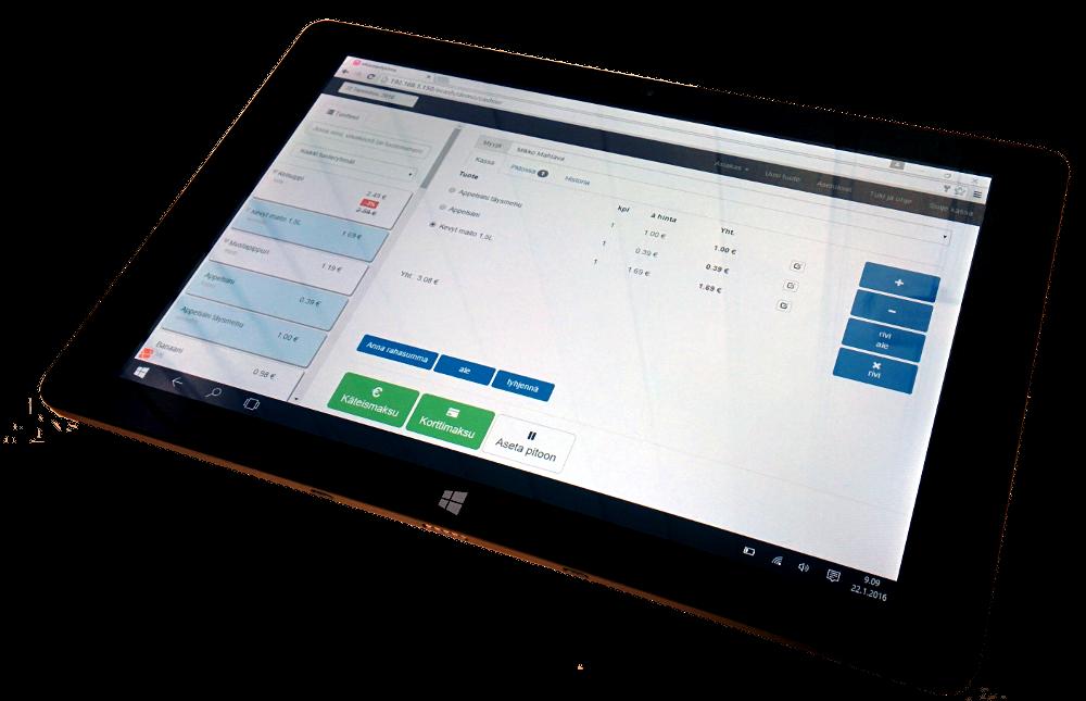 e-kassa.fi Laskutus & Kassajärjestelmä pilvessä